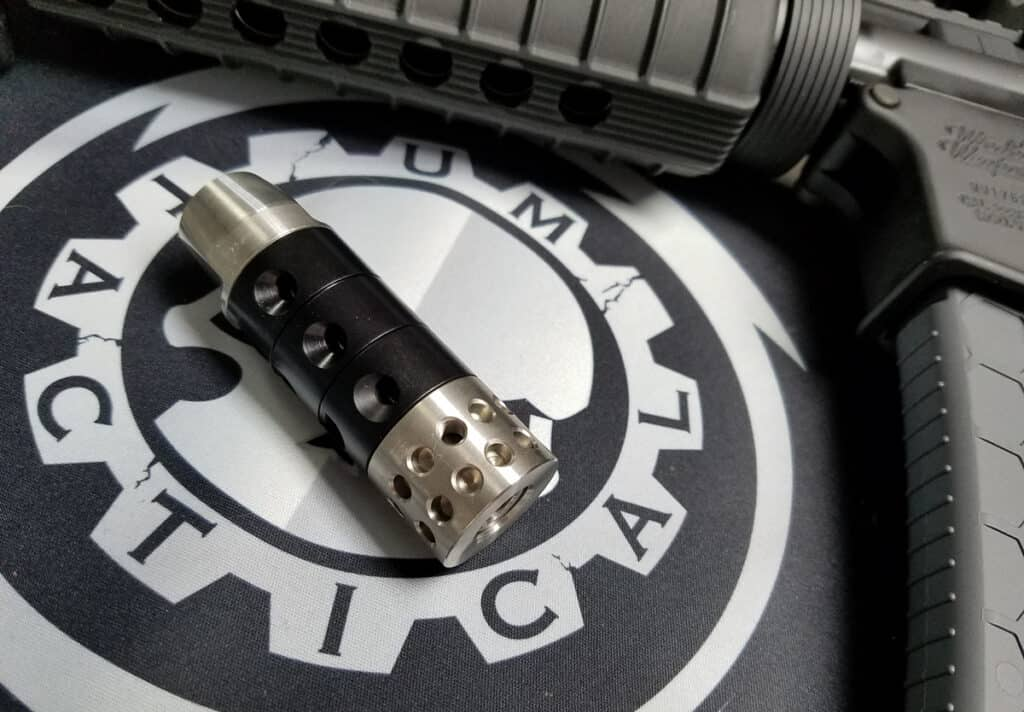 UM Tactical RAGE TCS Compensator
