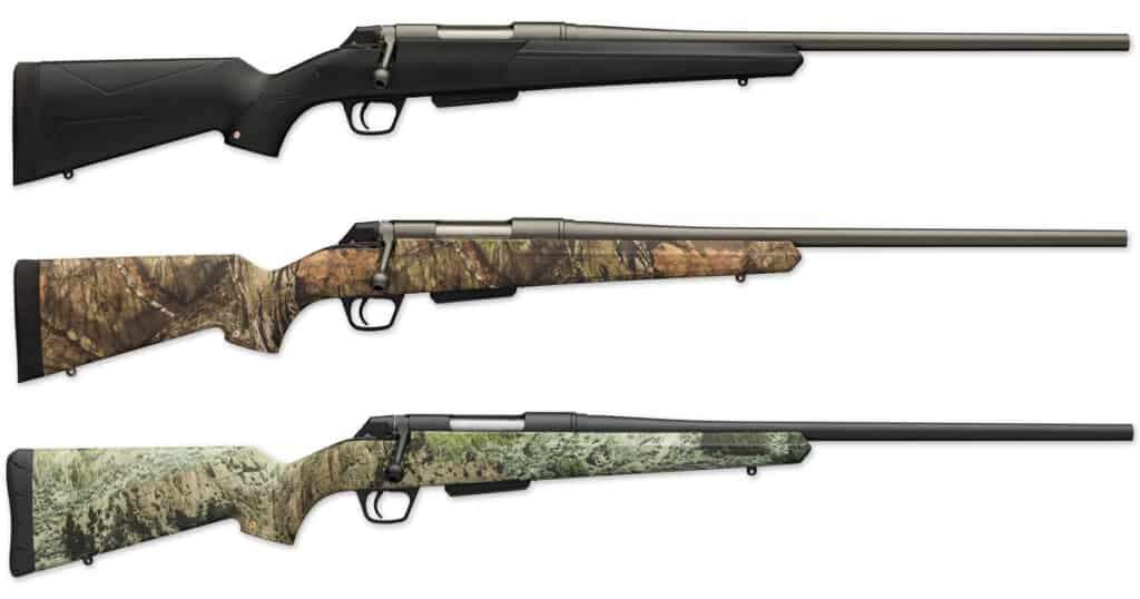 Winchester Bolt-Action XPR Rifles