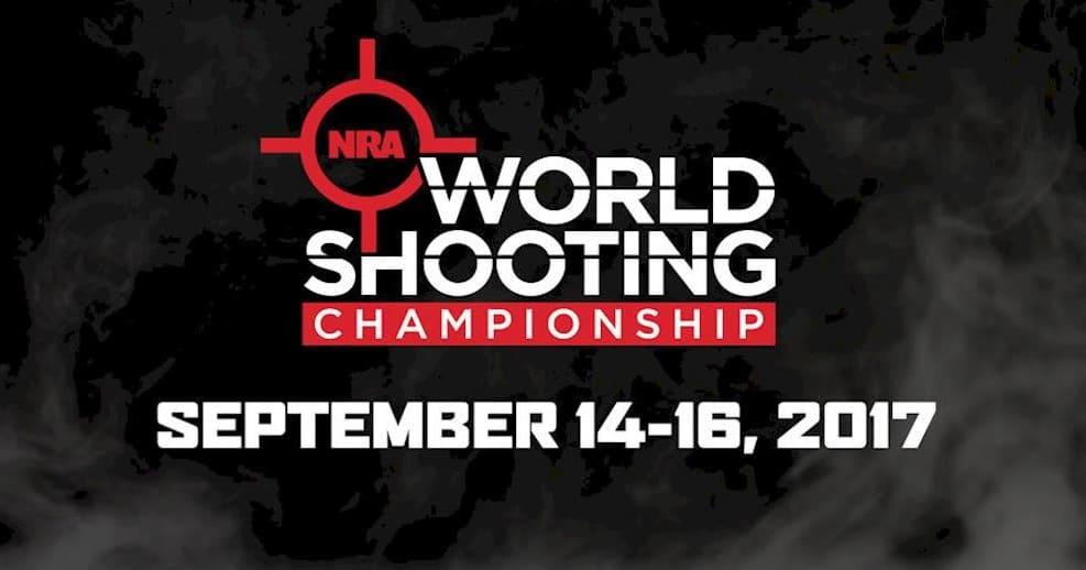 2017 NRA World Shooting Championship