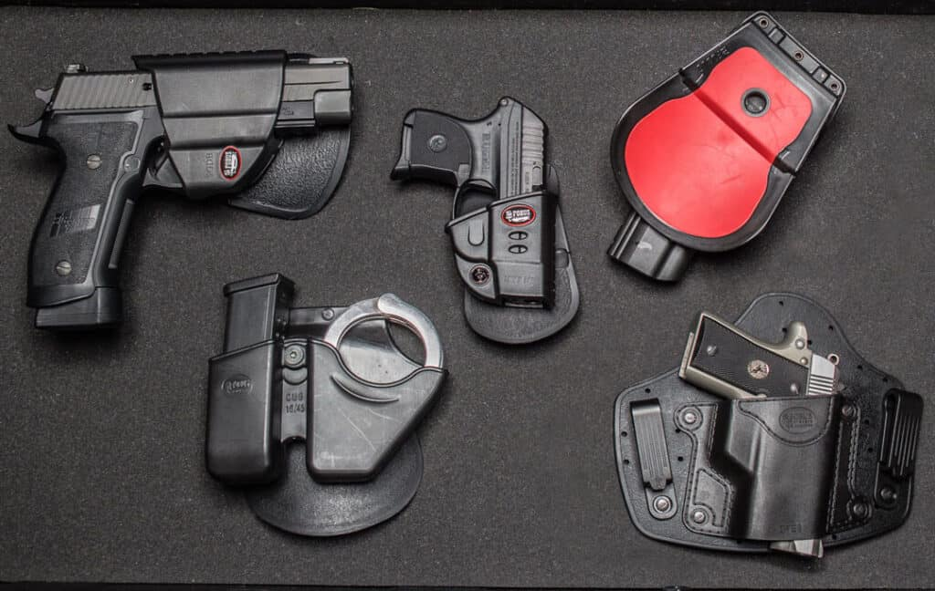 Fobus Holster Exhibiting at NRA Carry Guard Expo