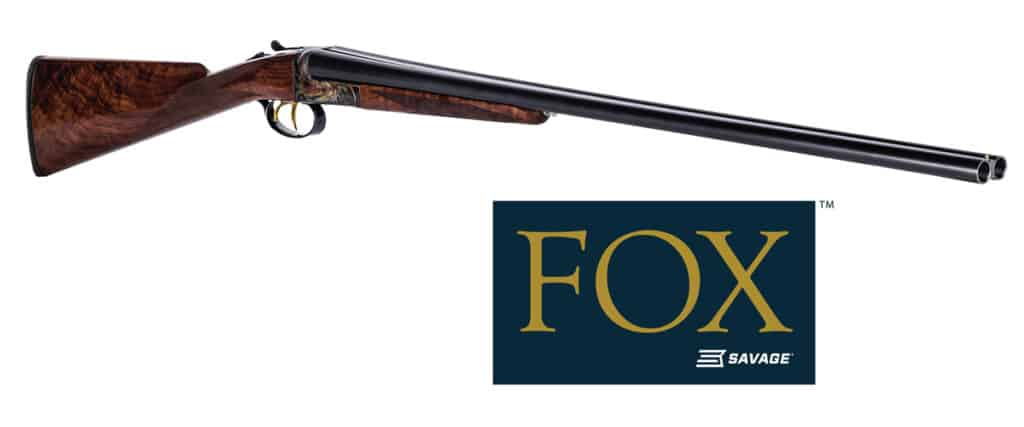 Fox A Grade Series Shotguns