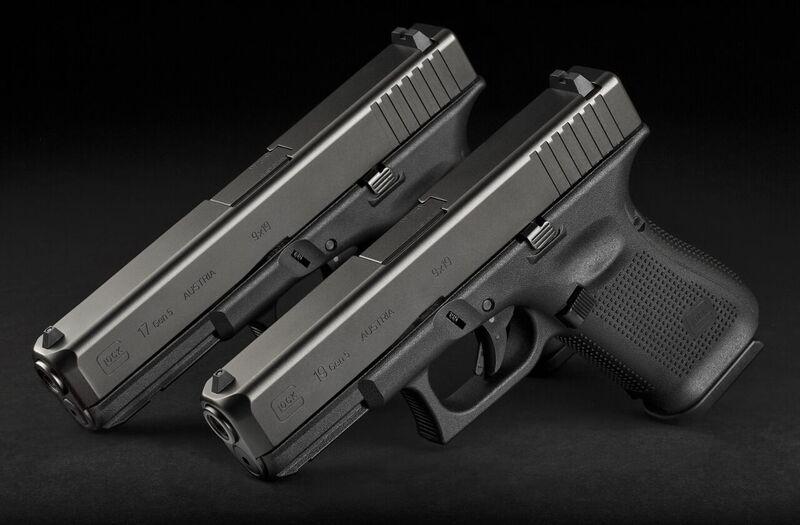 Glock Gen5 Pistols - G17 Gen5 & G19 Gen5