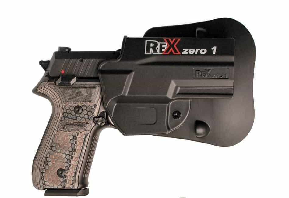 Holsters for REX Pistol