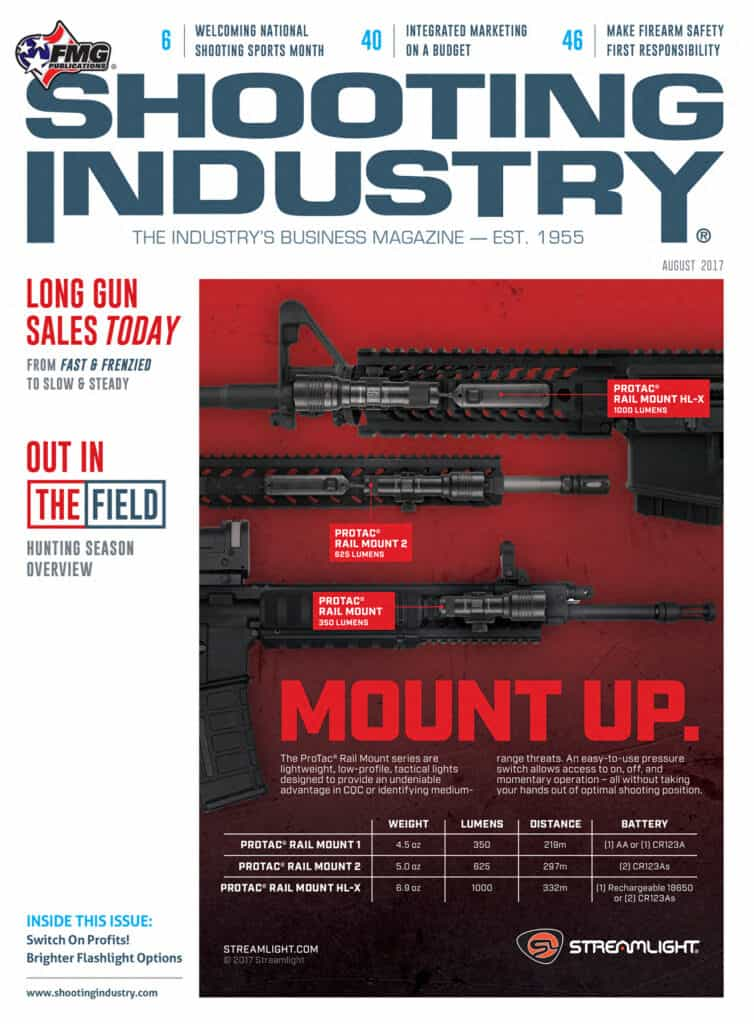 Shooting Industry - Long Gun Sales