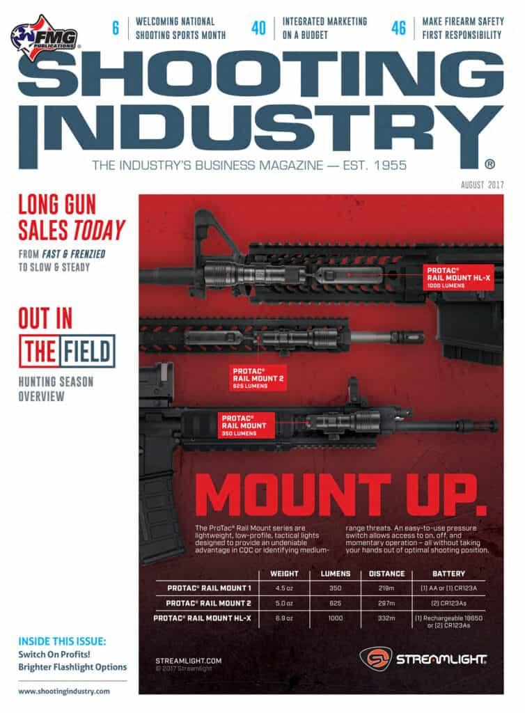 Shooting Industry - Long Gun Sales