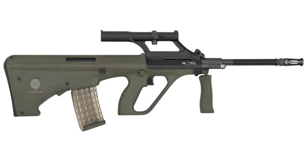 Steyr STG 77 SA Rifle