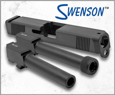 Swenson Glock Barrels and Slides