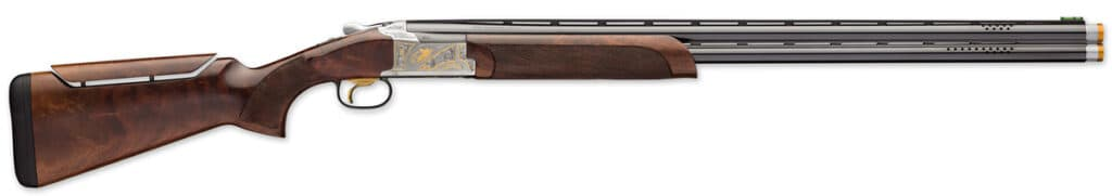 Browning Citori 725 Sporting Golden Clays Over and Under Shotgun