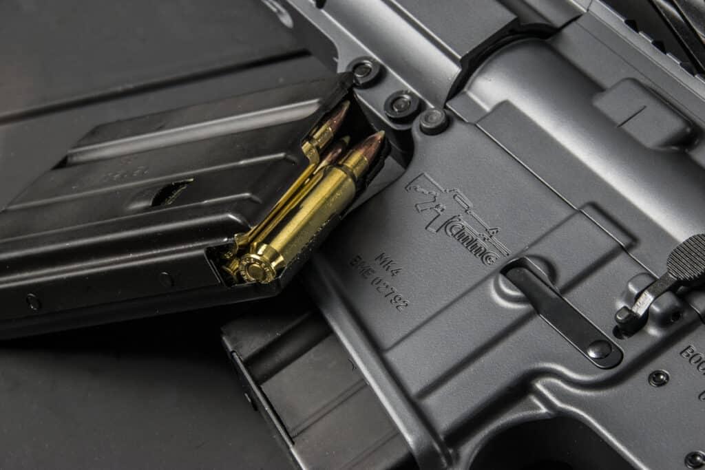 CMMG Mk4 Rifles in 22 Nosler