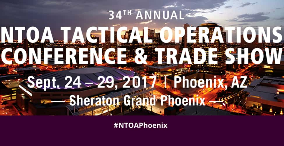 NTOA Annual Tactical Operations Conference & Trade Show
