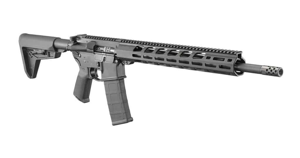 Ruger AR-556 Multi-Purpose Rifle MPR
