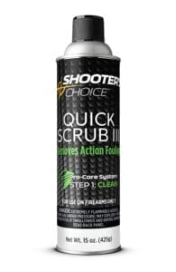 Shooters Choice Quick Scrub III