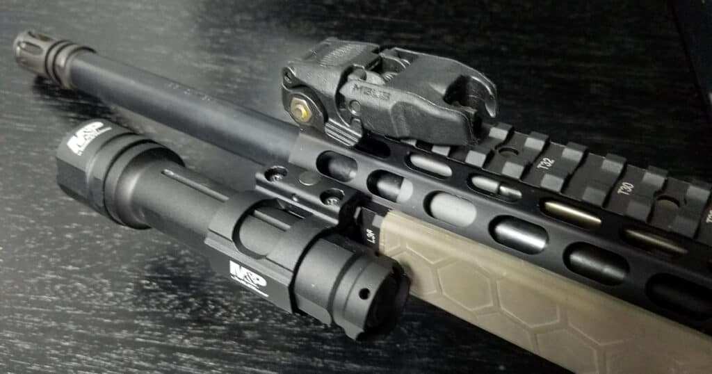 Smith & Wesson Delta Force RM-20 Weapon Light