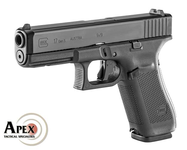 Apex Trigger for Gen 5 Glocks