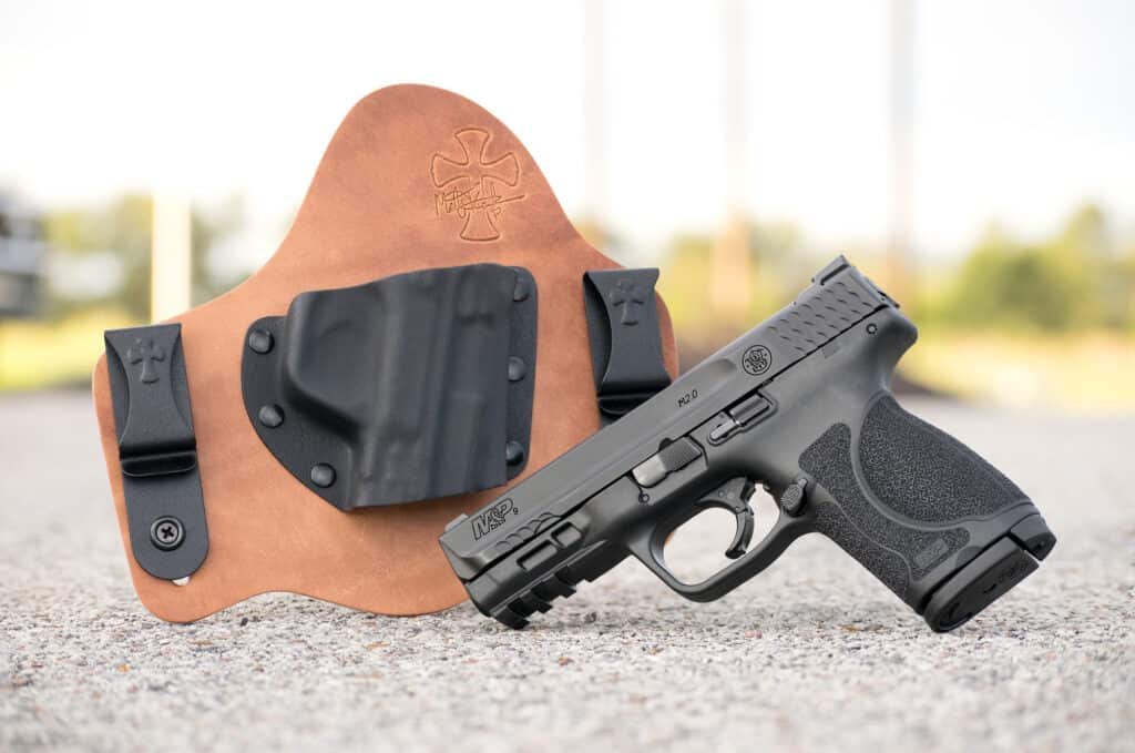 CrossBreed Smith & Wesson M&P 2 0 Compact Holster