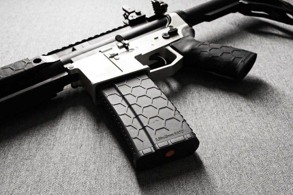 Hexmag Magazine in Rifle