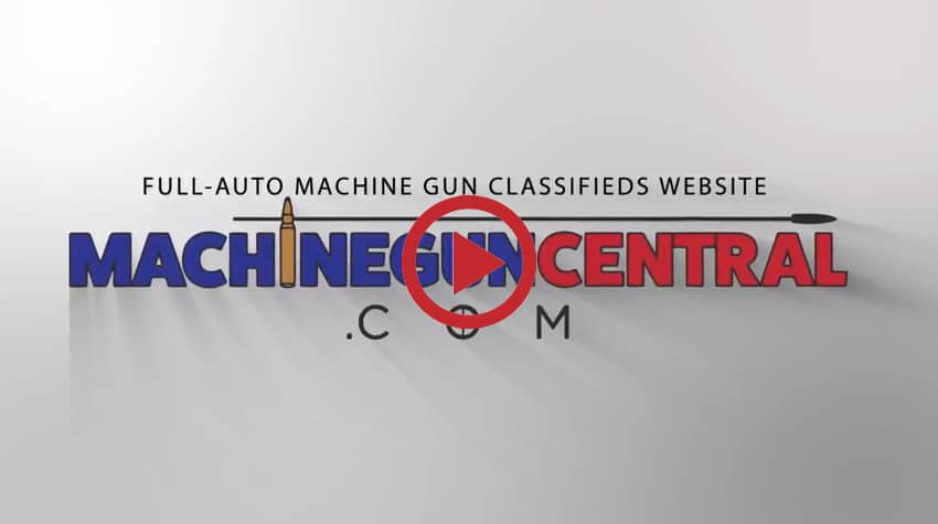 MachineGunCentral Class 3 NFA Classifieds and Forum