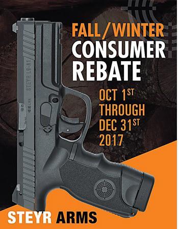 Steyr Arms Rebates