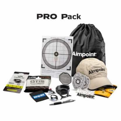 Aimpoint PROmotion - PRO Pack with Purchase of Aimpoint Patrol Rifle Optic
