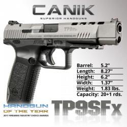 Century Arms Canik TP9SFx
