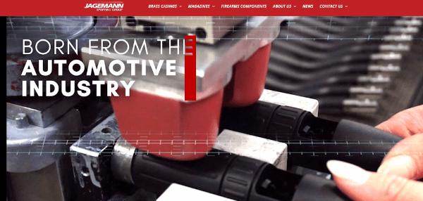 Jagemann Sporting Group Launches New Website