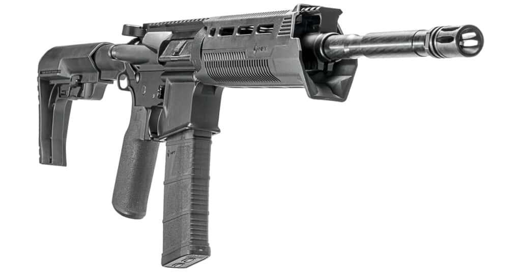 MFT Tekko Polymer AR15 Carbine 7 Drop In M-LOK Rail System - TP15MRS