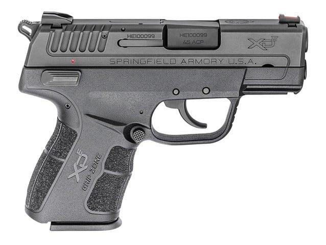 Springfield Armory XD-E Polymer Pistol in 45 ACP