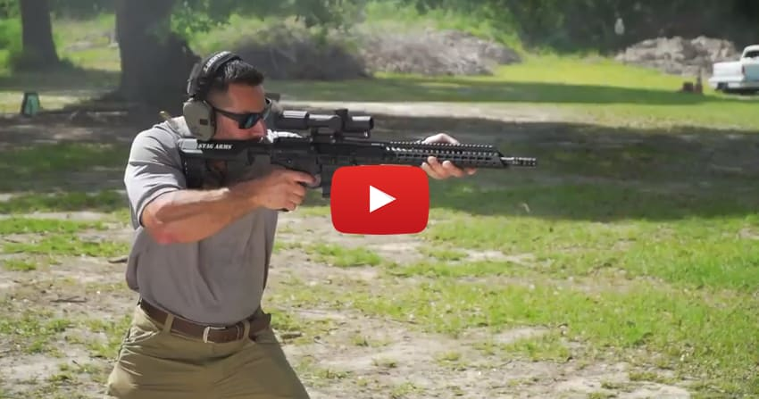 Stag Arms 10 and 10S 308 Rifles on Guns & Gear