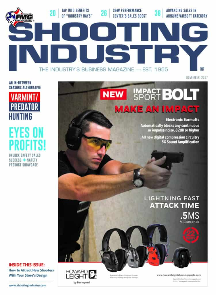 Varmint & Predator Hunting Featured in Shooting Industry Magazine