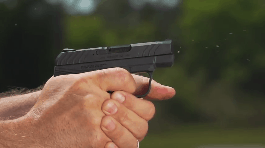Ruger LCP II & Colt Gold Cup Trophy Pistol on Guns & Gear