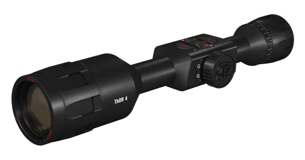 ATN THOR 4 Thermal Riflescope