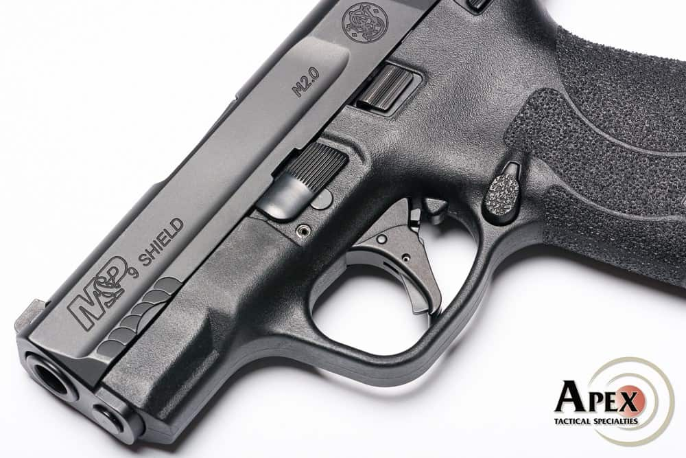 Apex Trigger Kit for Smith & Wesson M&P Shield 2