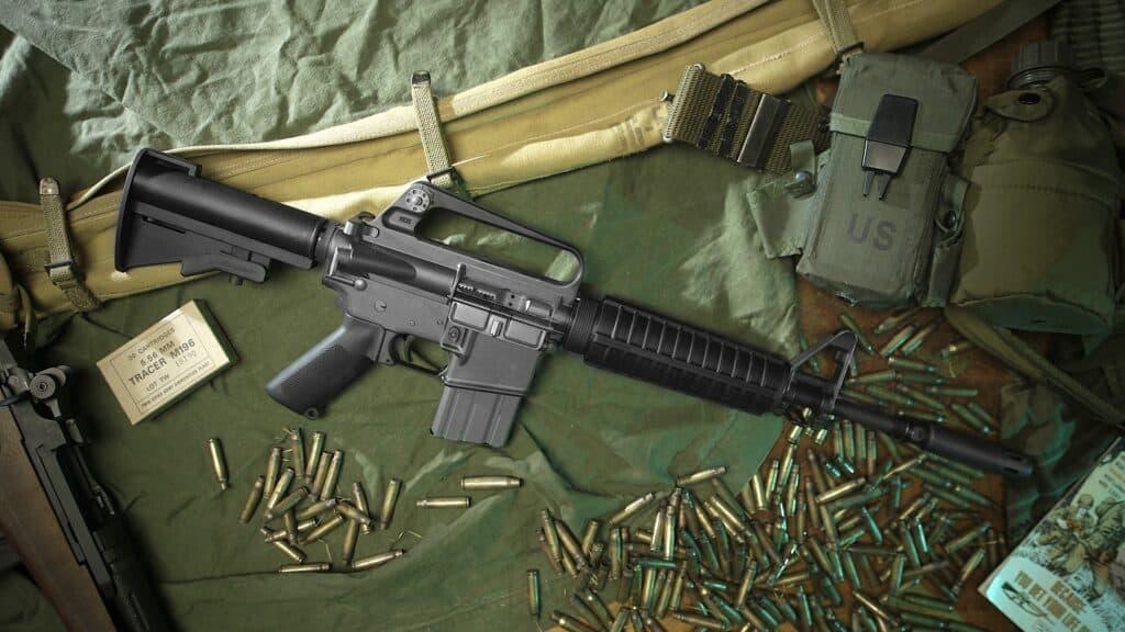 Brownells Retro AR-15 Rifles