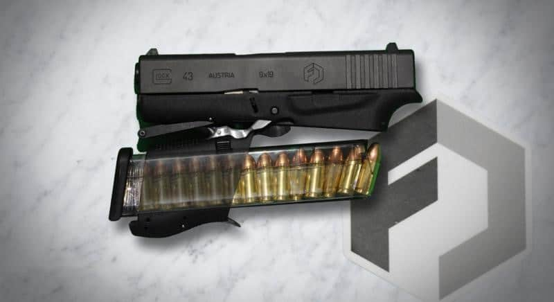 Full Conceal M3G43 Semi-Auto Folding Pistol