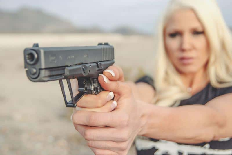 Full Conceal Model 3 Pistol
