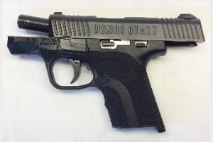 Honor Guard Pistol