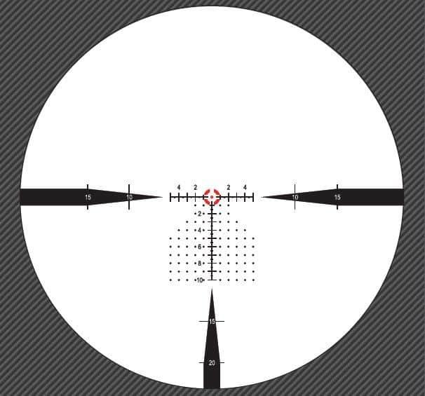 Nightforce Optics FC-DM Reticle