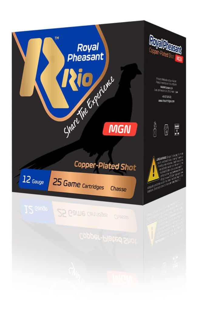 Rio Ammunition Royal Pheasant 12 Gauge