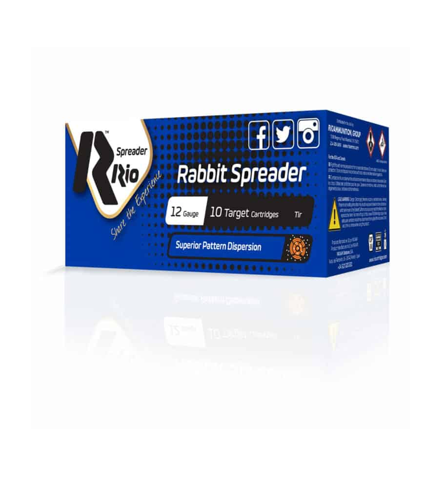 Rio Ammunition Shooting Rabbit Spreader
