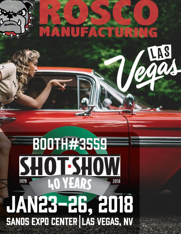 Rosco Manufacturing at 2018 SHOT Show