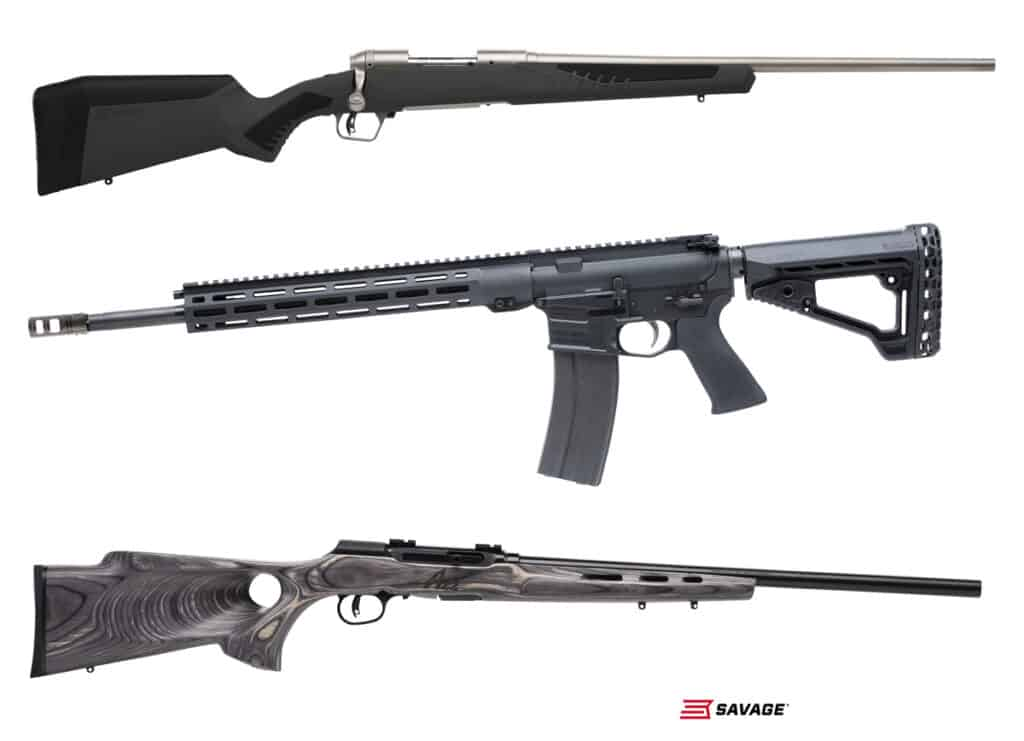 Savage Launching New Products at 2018 SHOT Show