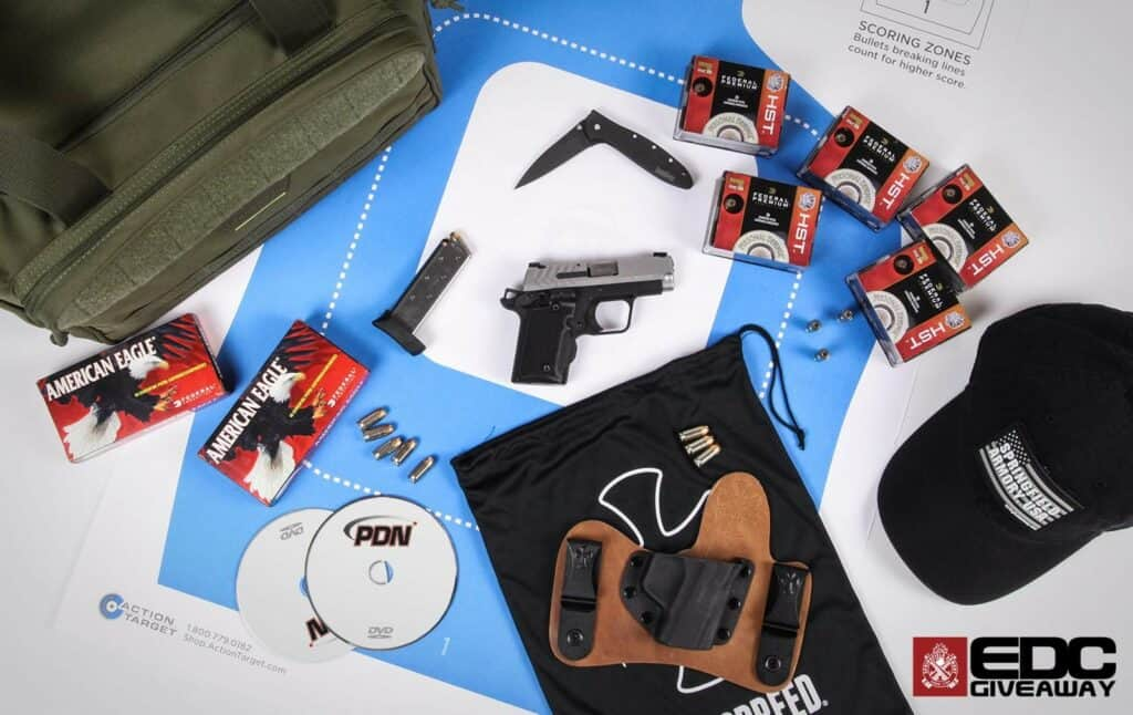 Springfield Armory Guns & Gear Giveaway