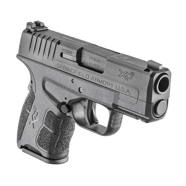 Springfield Armory XD-S Mod.2 Polymer-framed Pistol