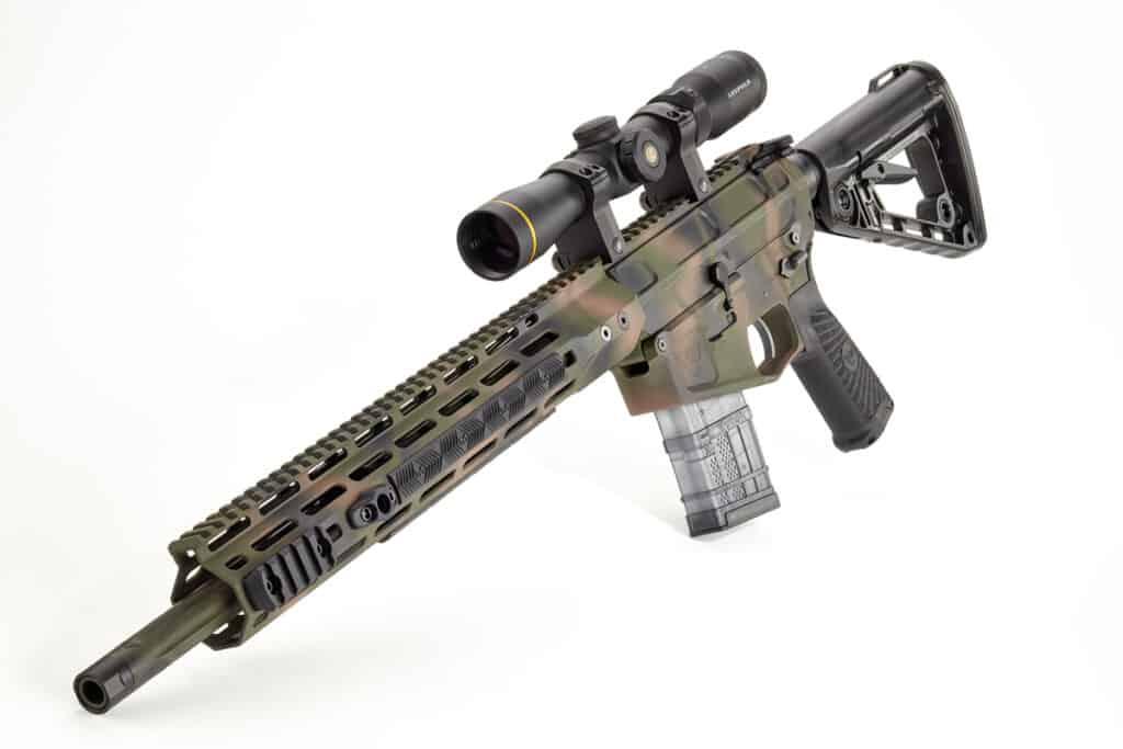 Wilson Combat 458 HAM'R Tactical Hunter