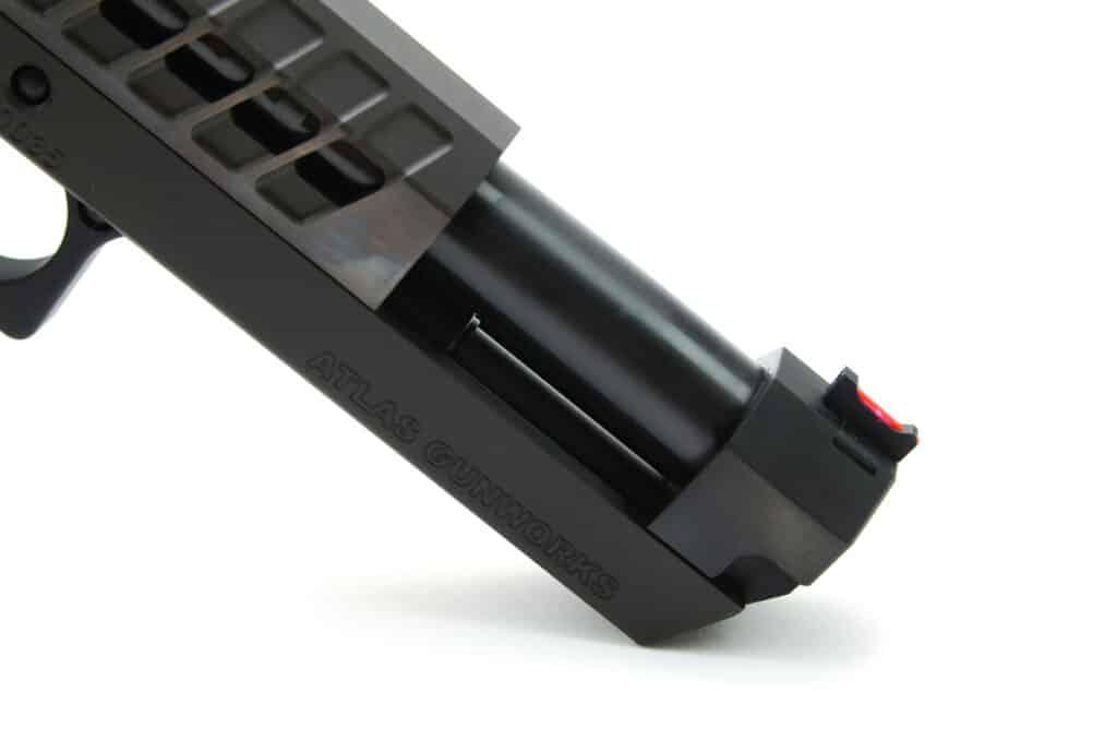 Atlas Gunworks Nemesis Double-Stack 40 Caliber Pistol