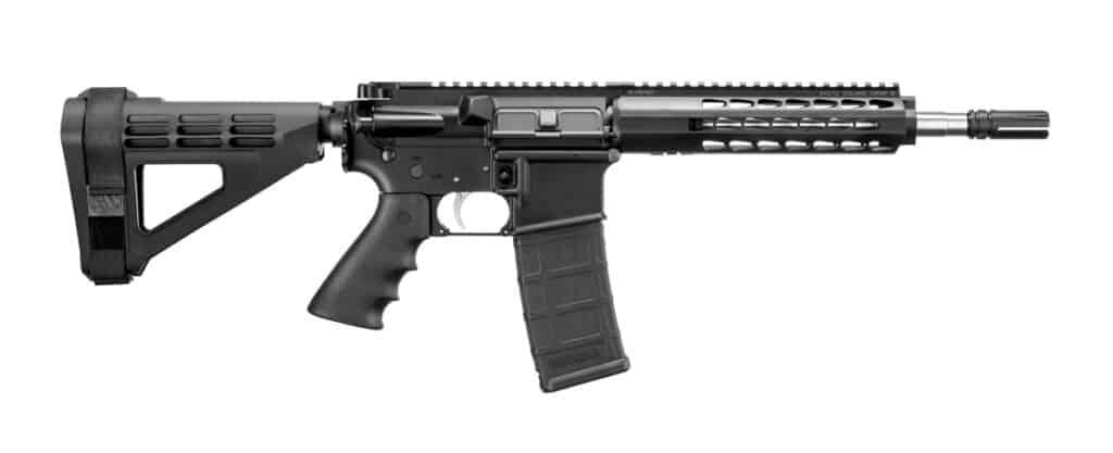 Bushmaster SquareDrop 556 NATO Pistol 10inch - 90035