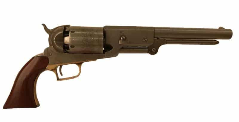 Cimarron Firearms 1847 Texas Ranger Walker 44 Black Powder Repeating Pistol