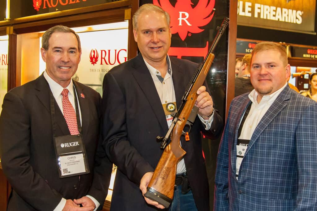 Randys Hunting Center Named 2017 Ruger Retailer of the Year