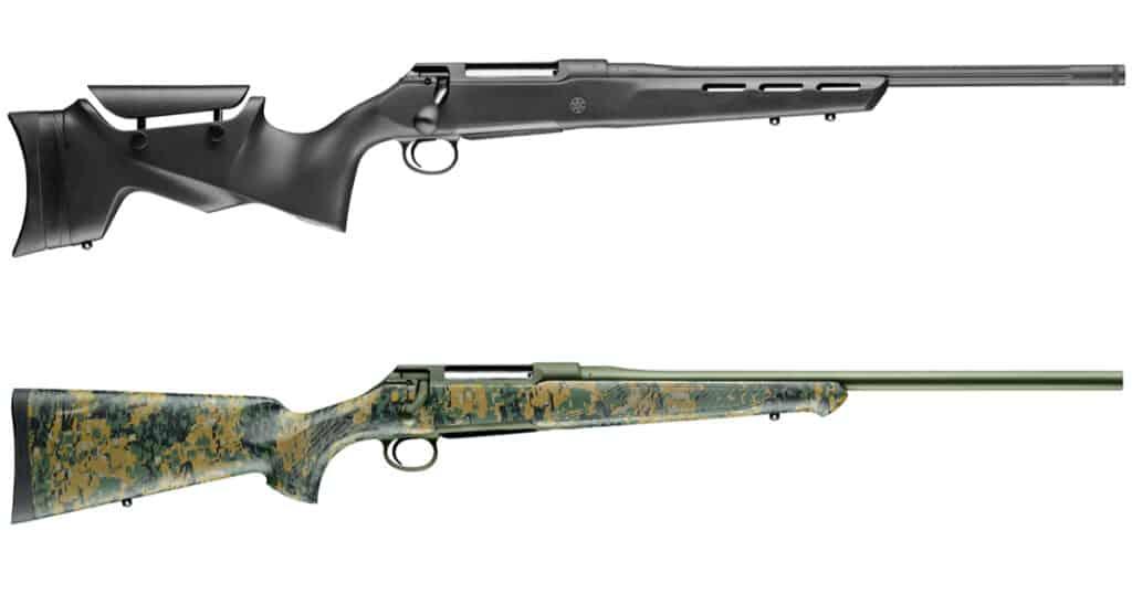 Sauer 100 Bolt-Action Rifles