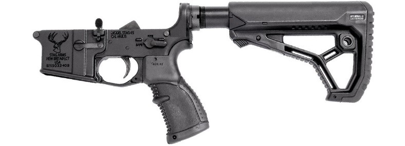 Stag 15 TFD Lower Half